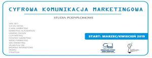 Cyfrowa komunikacja marketingowa, studia podyplomowe, Śląskie Towarzystwo Marketingowe, GWSH